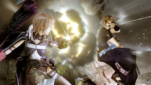 Lightning Returns: Final Fantasy XIII Review Screenshot