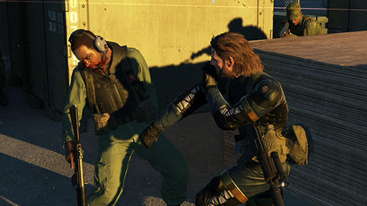 Metal Gear Solid Ground Zeroes Review Screenshot