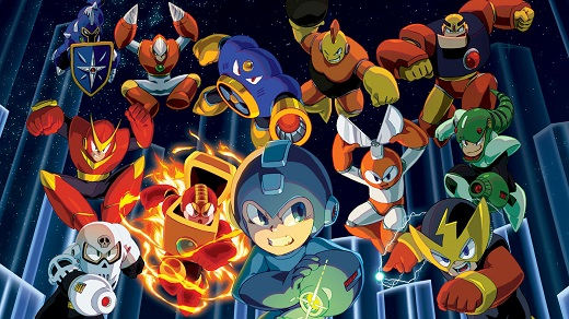 Mega Man Legacy Review Screenshot