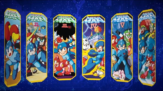 Mega Man Legacy Collection Review Screenshot