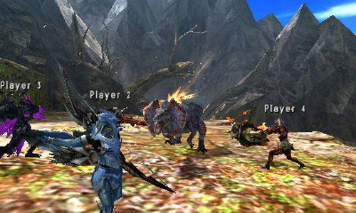 Monster hunter 4 ultimate review gamecritics monster hunter 4 ultimate review screenshot voltagebd Image collections