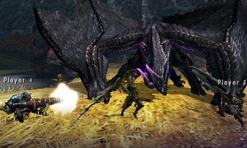 Monster Hunter 4: Ultimate Review Screenshot