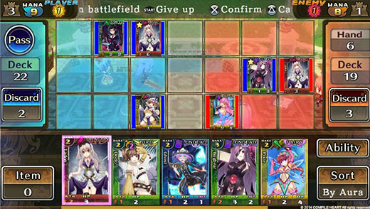 Monster Monpiece Review Screenshot