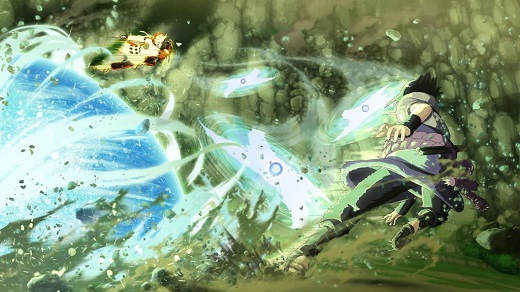 Naruto Shippuden: Ultimate Ninja Storm 4 Review Screenshot