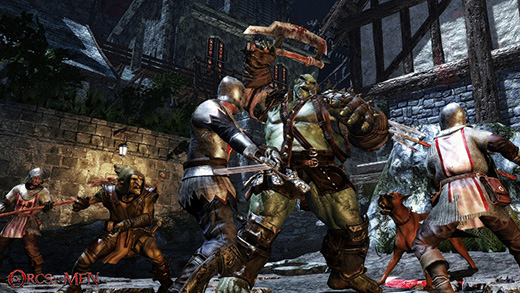 Of Orcs And Men Review Screenshot