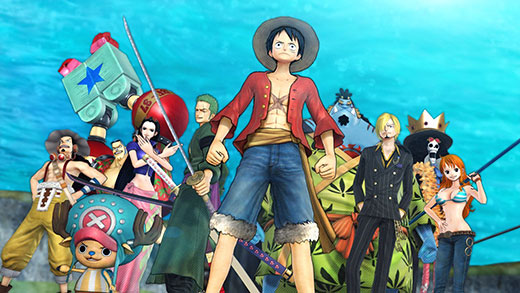 One Piece: Pirate Warriors 3 Review Screenshot