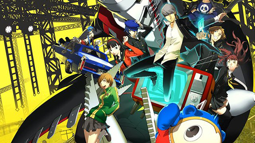 Persona 4 Golden Review Screenshot