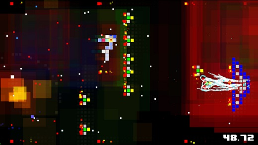 Pixel Galaxy Review Screenshot