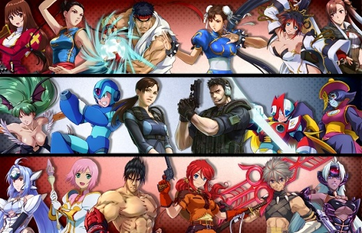 Project X Zone 2 Review Screenshot