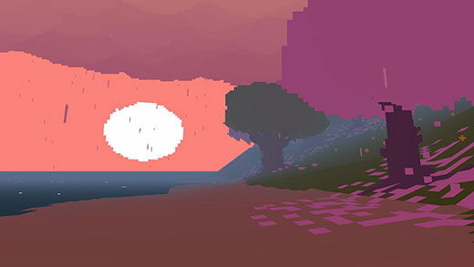 Proteus Review Screenshot