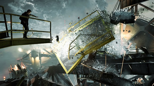 Quantum Break Review Screenshot