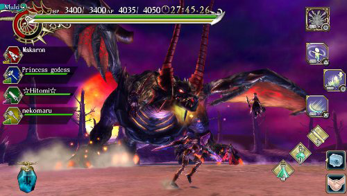 Ragnarok Odyssey ACE Review Screenshot