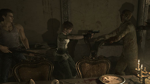 Resident Evil 0 HD Remaster Review Screenshot