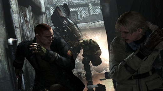 Resident Evil 6 PC Review Screenshot