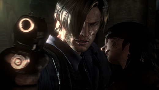 Resident Evil 6 PS4/Xbox One Review Screenshot