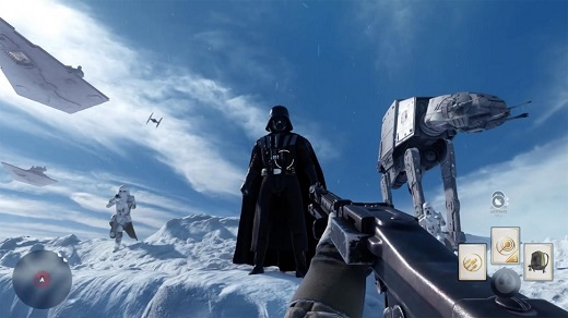 Star Wars: Battlefront Review Screenshot