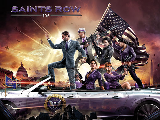 Saints Row IV Review Screenshot