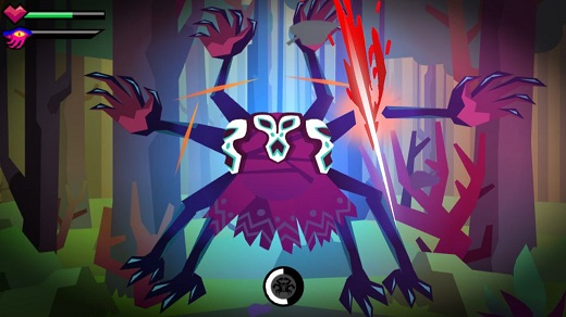 Severed Review Screenshot