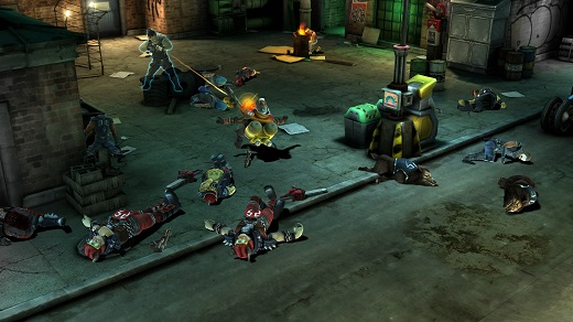 Shadowrun Chronicles: Boston Lockdown Review Screenshot