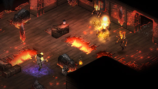 Shadowrun: Dragonfall Director's Cut Review Screenshot