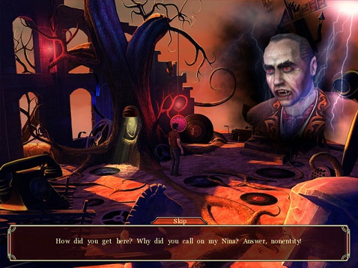 Sinister City Review Screenshot