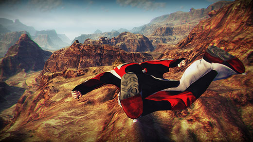 Skydive: Proximity Flight Review Screenshot