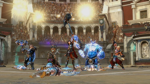 Smite Review Screenshot