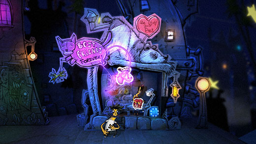 Stick It To The Man Review Screenshot