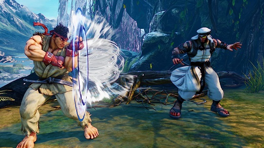 Street Fighter V Review Screenshot