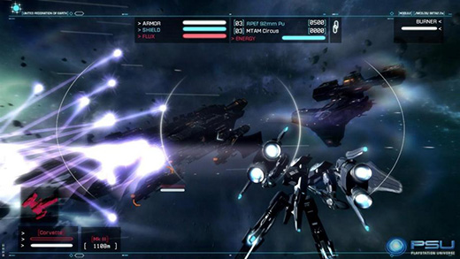Strike Suit Zero: Director's Cut Review Screenshot