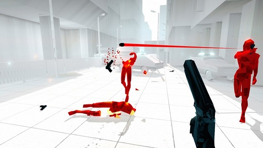 Superhot Review Screenshot
