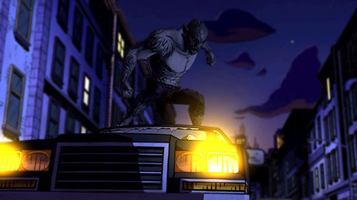The Wolf Among Us: Cry Wolf Review Screenshot