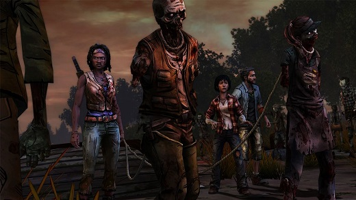 The Walking Dead: Michonne Episode 2 - Give No Shelter Review