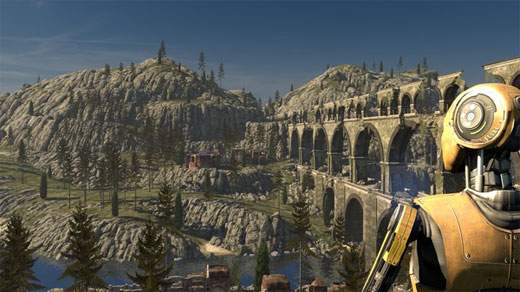 The Talos Principle: Road To Gehenna Review Screenshot
