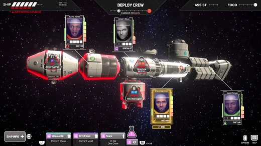 Tharsis Review Screenshot