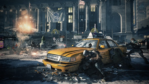Tom Clancy's The Division Review Screenshot