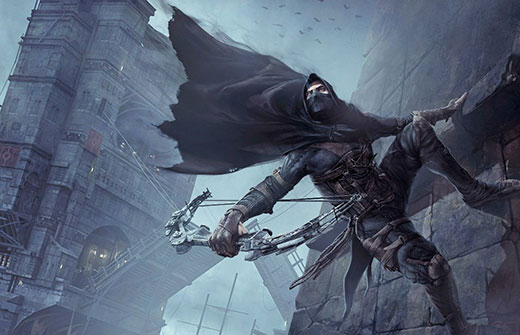 Thief Review Screenshot