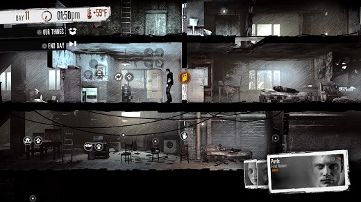 This War Of Mine: The Little Ones Review Screenshot