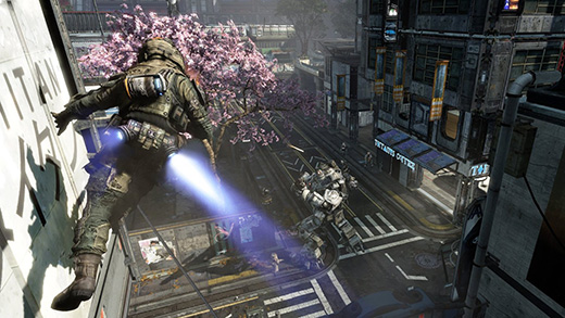 Titanfall Review Screenshot