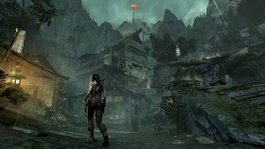 Tomb Raider: Definitive Edition Review Screenshot