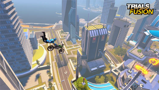 Trials Fusion Review Screenshot