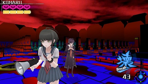 Danganronpa Another Episode: Ultra Despair Girls Review Screenshot