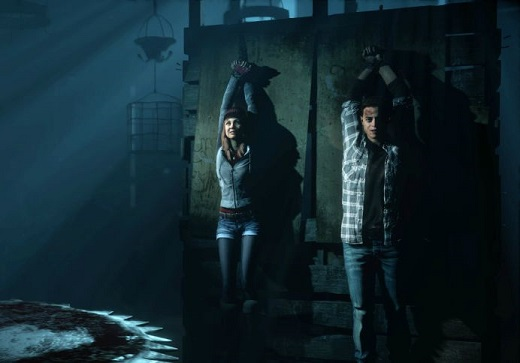 Until Dawn Second Opinion Review Screenshot