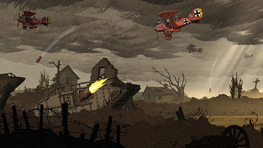 Valiant Hearts Review Screenshot