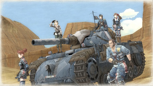 Valkyria Chronicles Remastered Review Screenshot