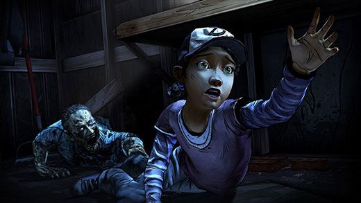 Walking Dead Season 2 Episode 1 Review Screenshot