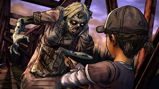 Walking Dead Season 2: A House Divided Review Screenshot