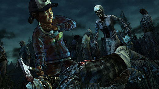 The Walking Dead, Season Two: In Harm's Way Review Screenshot