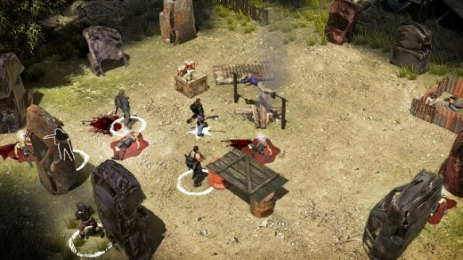 Wasteland 2: Director's Cut Review Screenshot