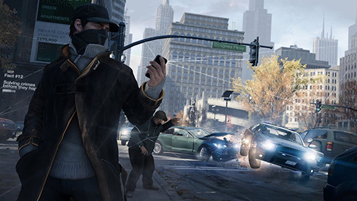 Watch Dogs Review Screenshot